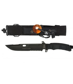 Tactical knife, blade 20 cm.