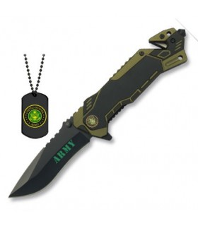 Army Rescue Knife