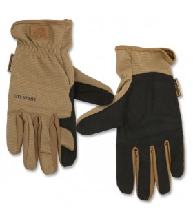 Mastodon City Utility Gloves, Brown