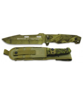Mohikaner-III Tactical Knife