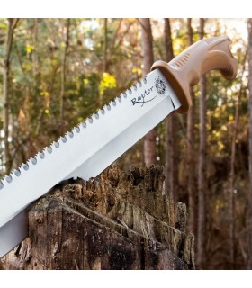 Machete Supervivencia Raptor Colombiano con vaina