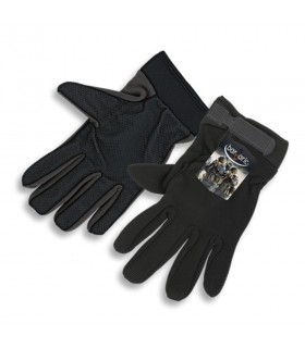 Guantes Barbaric negros