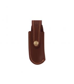 Funda para navajas Cudeman color marrón