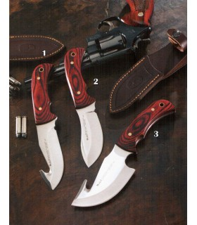 Cuchillo Bisonte-Sioux-grizzly