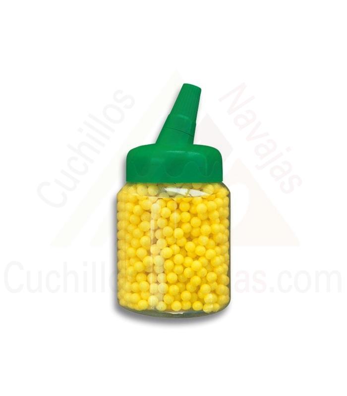 Bolas de PVC para Airsoft de Cal 6 mm