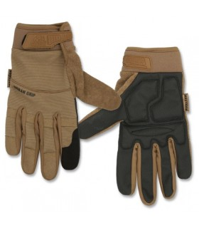 Guantes Mastodon Urban Grip, Marrón
