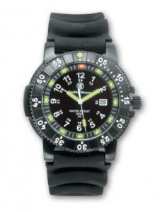 Reloj Smith & Wesson Diver con corona giratoria