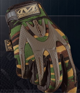 GUANTES MECHANIX WEAR CAMO - Guantes Mechanix Wear