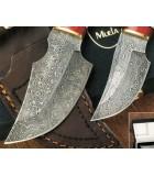 Cuchillos damasquinos