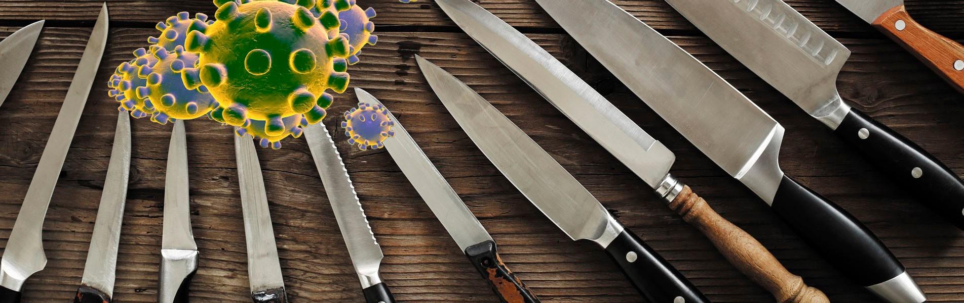 CuchillosNavajas contra el CoronaVirus